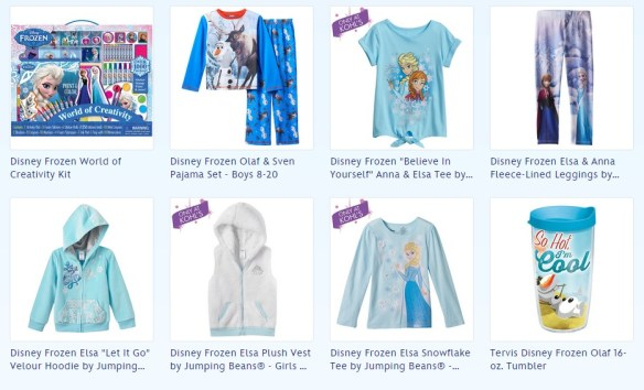 eebbabd9e07e2 They have adorable Frozen hoodies and frozen skirts with tights, perfect for  the Fall season. Your little Elsa's could be singing along to the  sing-a-long ...