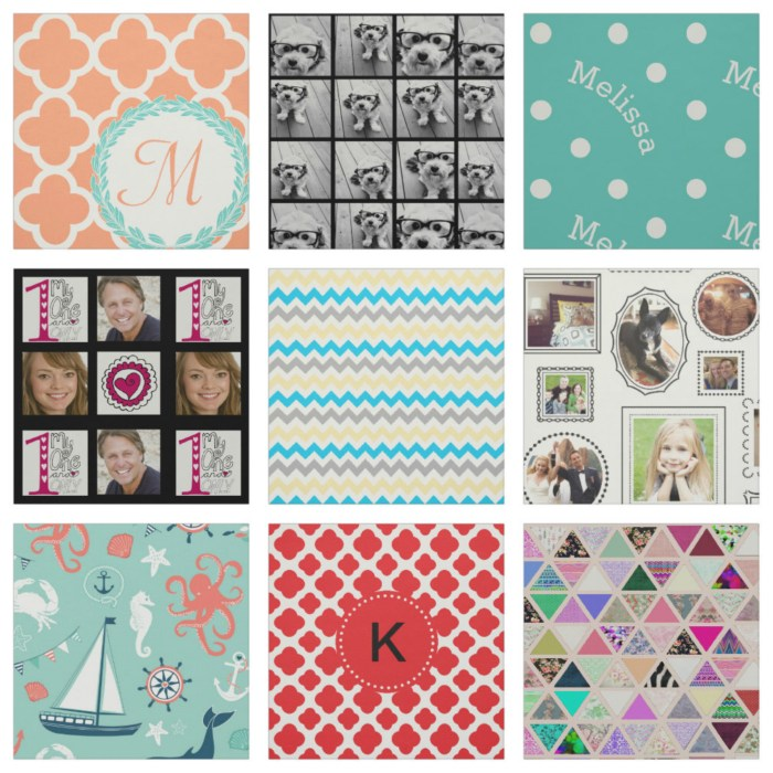 zazzle custom fabric
