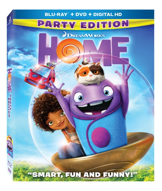 Dreamworks Animation's Home Party Edition