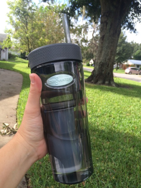 Portable Filtration Tumbler From ZeroWater