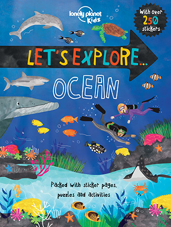 Lonely Planet Let's Explore Ocean