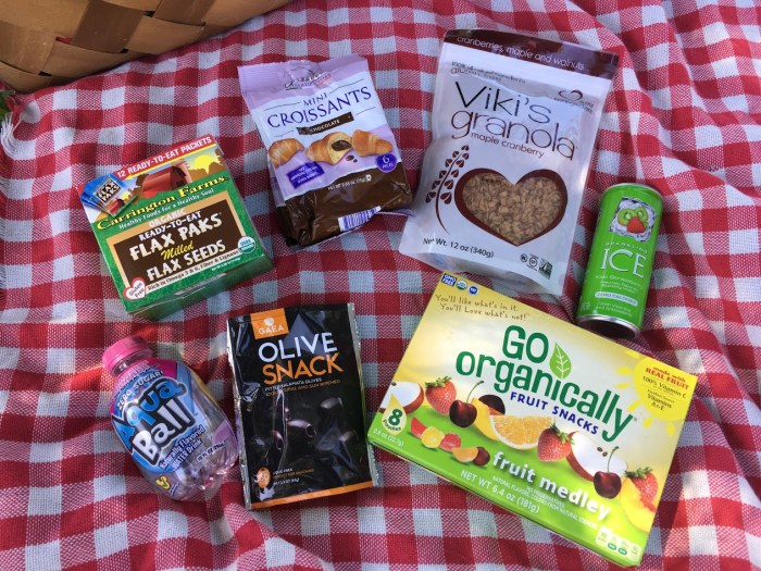 Pack Your Basket With These Snacks for National Picnic Month