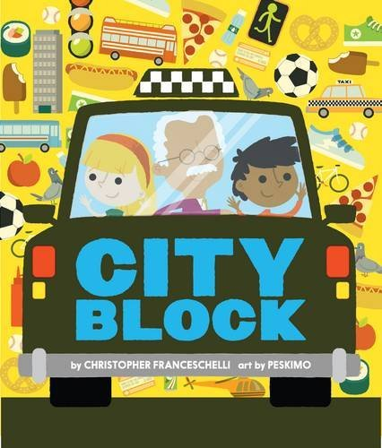 Cityblock by Christopher Franceschelli Illustrator Peskimo