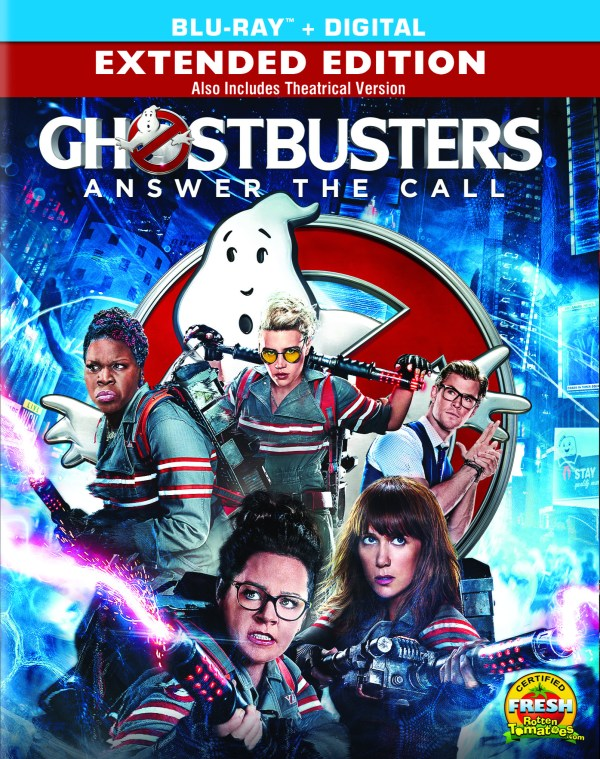 Ghostbusters Now on Blu-ray/DVD Plus #BooItForward