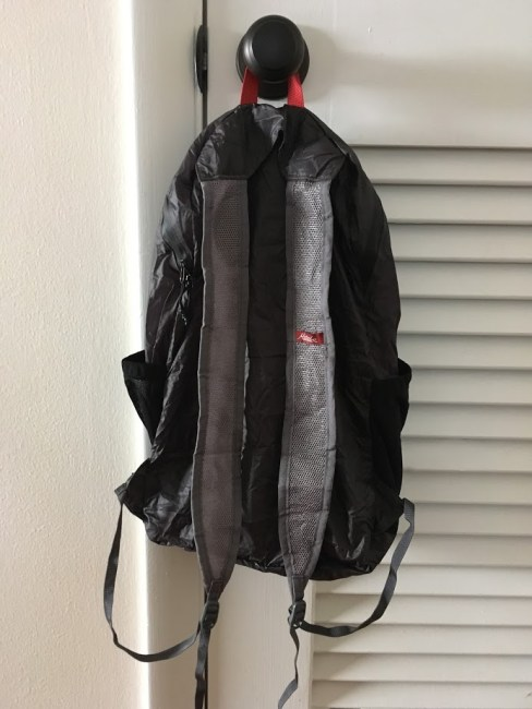 Matador Daylite16 Backpack Folds Up To Fit in Your Palm