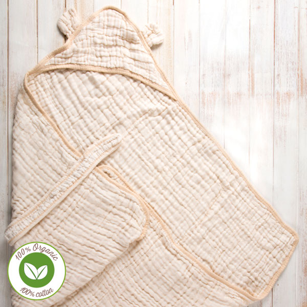 Premium Baby Hooded Bath Towel Coupon Code