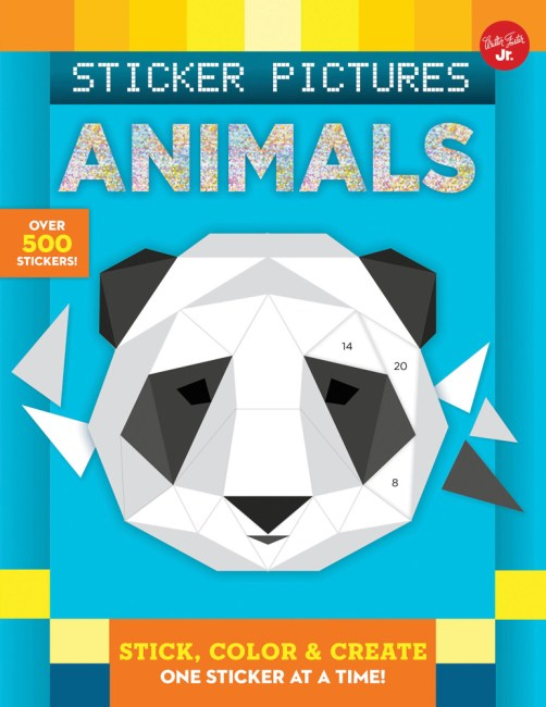 Sticker Pictures for Kids Ages 5 to 8