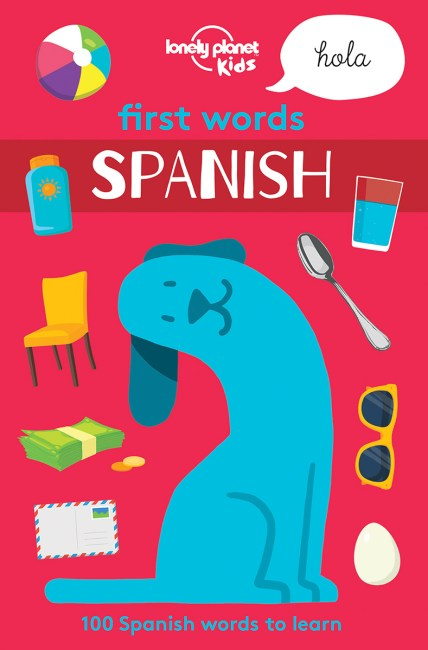 NEW Kids Language Books From Lonely Planet Kids: First Words