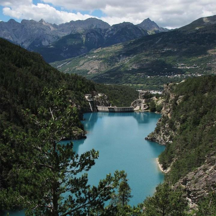 [Briançon 1/2] Le tour du lac de Pont Baldy
