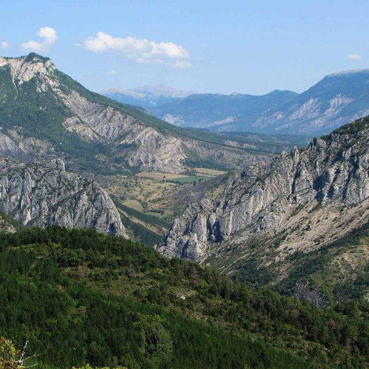 Entre Alpes et Provence, détours en Pays du Buëch