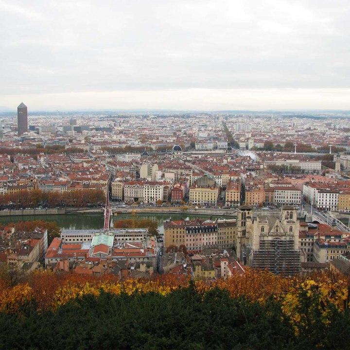 Week-end à Lyon : de collines en traboules