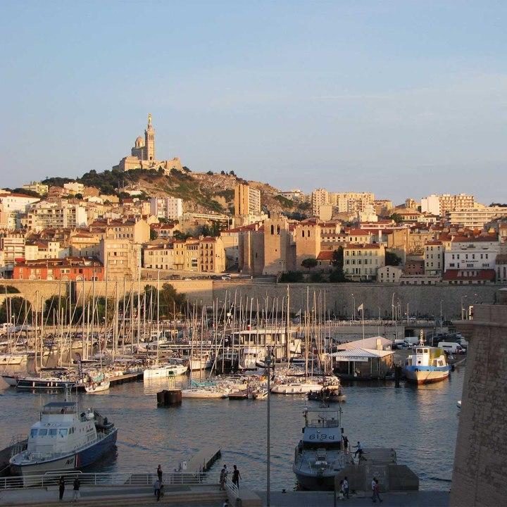 Le jour où j'ai eu un coup de cœur pour Marseille