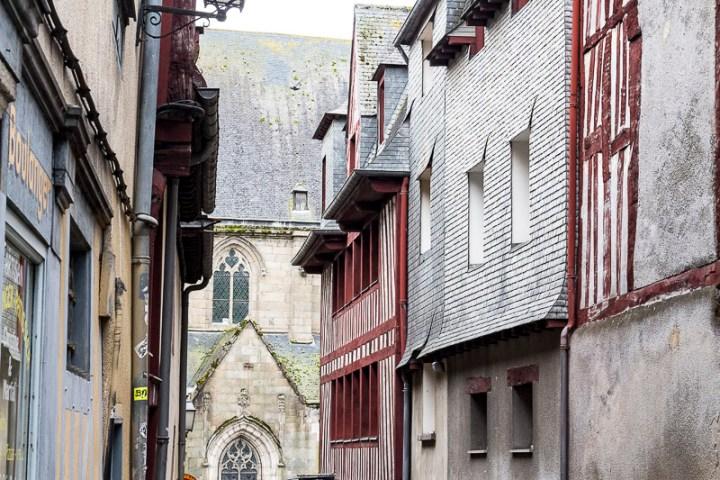 rue Derval à Rennes