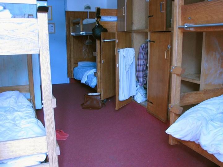 chambre à l'UCPA de Valloire