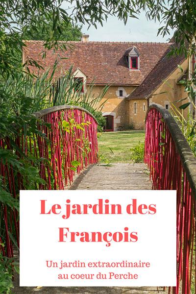 Le jardin des François - Pinterest OK
