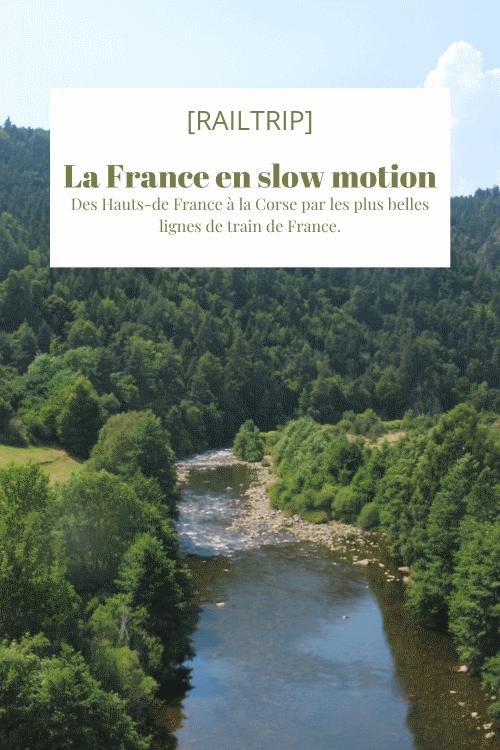 La France en slow motion - Canva