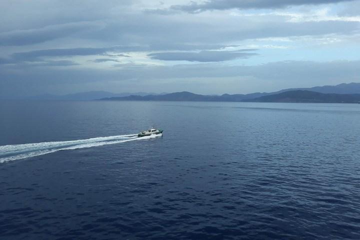 Bleu Méditerranée, ou l'éloge du voyage lent