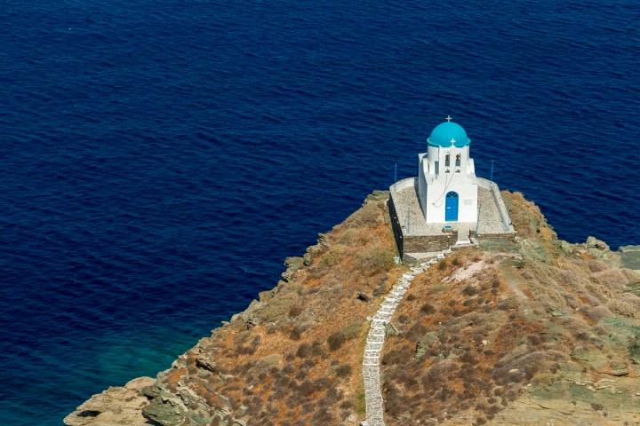 Sifnos, l'île gastronome et le mojito le plus badass des Cyclades