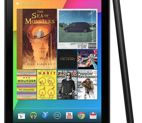 Google Nexus 7 Tablet 2nd Gen { Staples Review }
