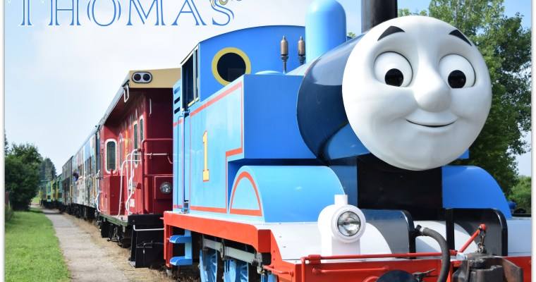 Our Day Out With Thomas The Train #DayWithThomas