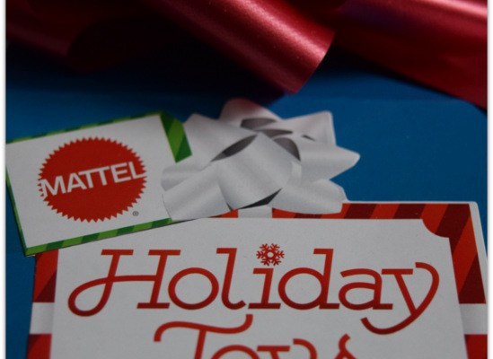 Girls & Boys 1-12: Mattel Top Holiday Toys 2014