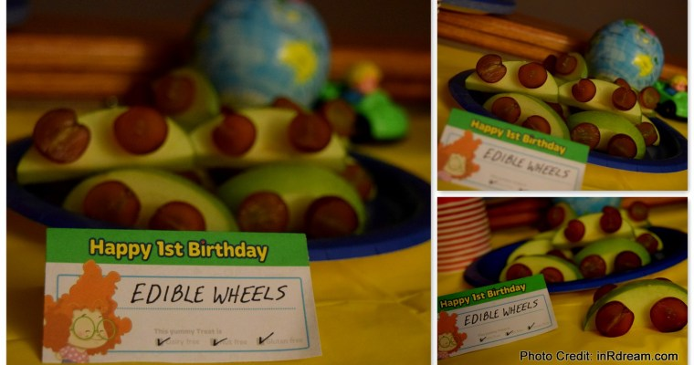 First Birthday Party Ideas: Ultimate Around the World with Little People #FisherPrice