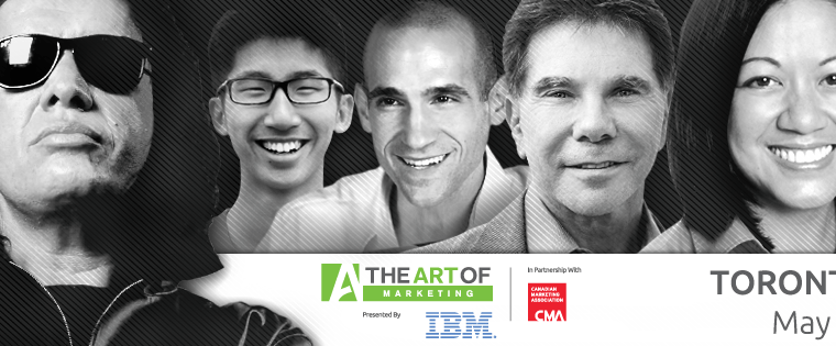 Take Your Brain Into Overdrive: The Art of Marketing in Toronto + Promo Code