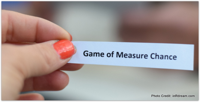 Game to Measure Chance