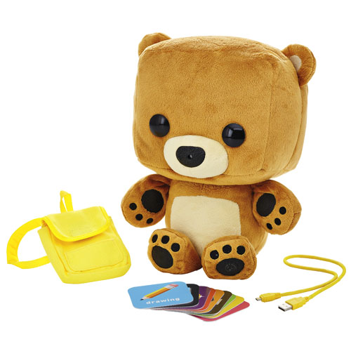 Smart Toy Bear, Fisher Price Toy