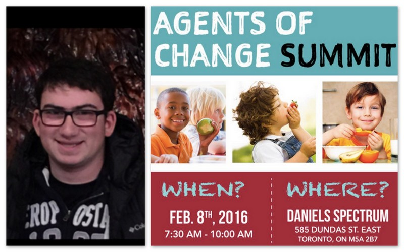 , PJ is one of the 11 Ambassadors presenting at the Agents of Change Summit, hosted by The Grocery Foundation on February 8th