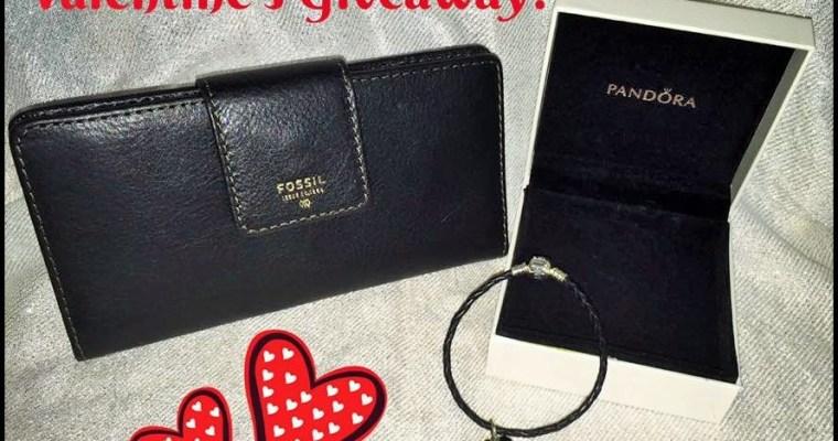 Pandora Bracelet with #Disney Charm & Fossil Wallet