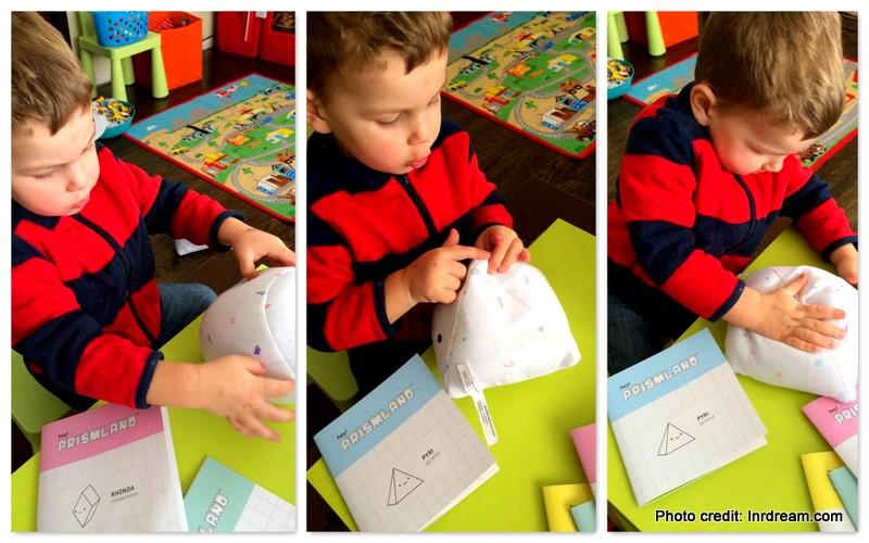 Exploring Three-dimensions Prismland Playset Educational Toy