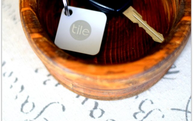 Find Your Lost Car Keys, Cell Phone With Tile Mate  + Giveaway