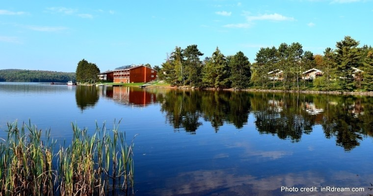 Bliss In The Heart Of Algonquin, Ontario – Couples Resort All-Inclusive