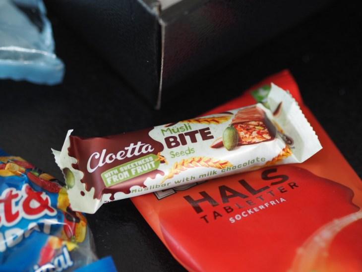Cloetta bite
