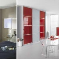 Nytt hos Lundbergs: Skjutdörrar med spegelglas