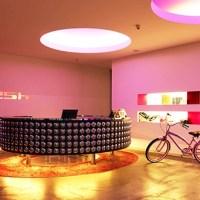 25hours Hotel No.1 - Trendigt och lekfullt i Hamburg