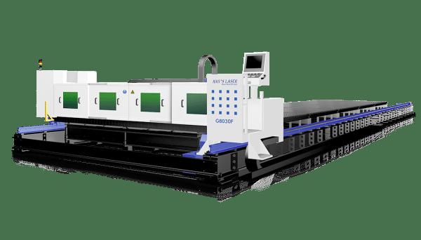 Широкоформатный лазерный комплекс HAN'S LASER серии G