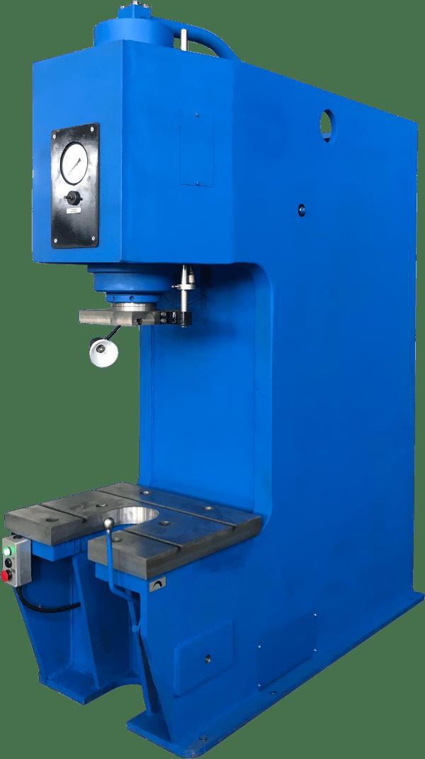 Пресс гидравлический вертикальный П6326Б