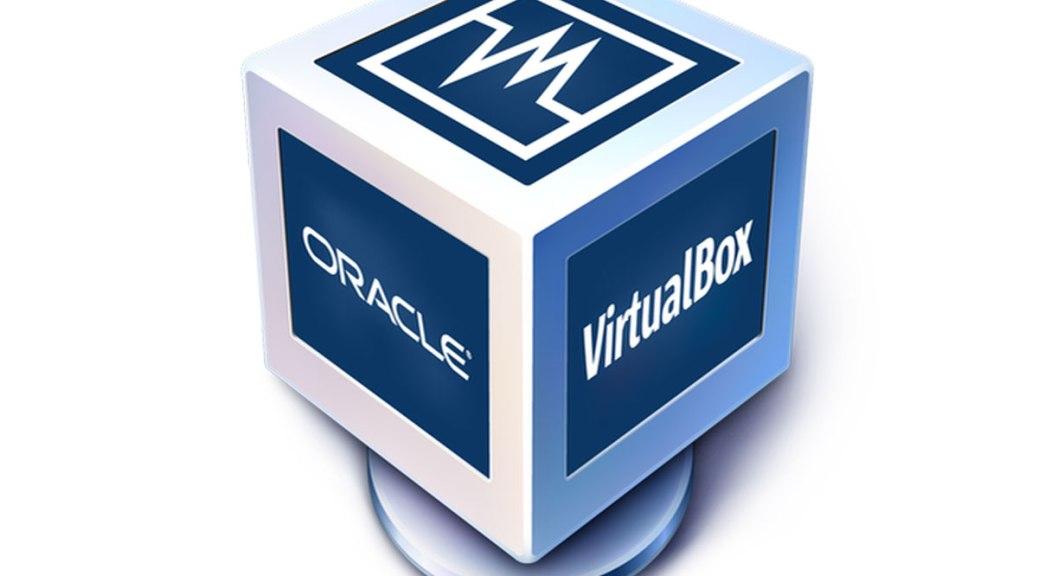 Logo de Virtual Box