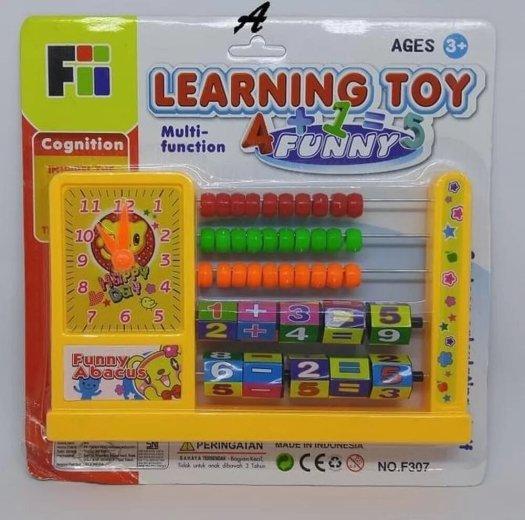 Ulasan 10 Mainan Belajar Sempoa Anak 3 Tahun (TK Ke Atas) 3