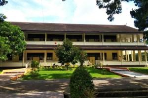 Gedung A (Gedung Kelas Prodi Akuntansi) Universitas Jambi