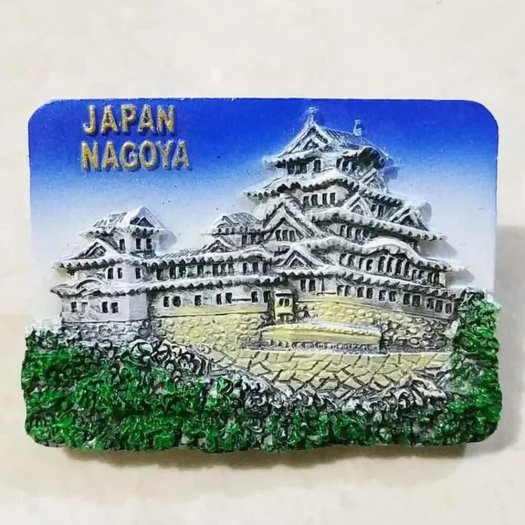 oleh-oleh dari jepang di indonesia. Souvenir Magnet Kulkas Jepang