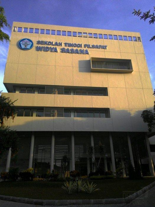 Gedung Kampus STFT Widya Sasana Malang