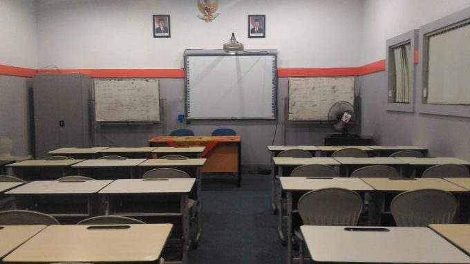 Fasilitas laboratorium SMAN 3 Malang