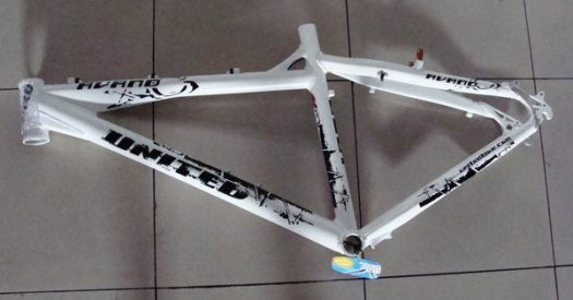 Frame sepeda United Avand Alloy