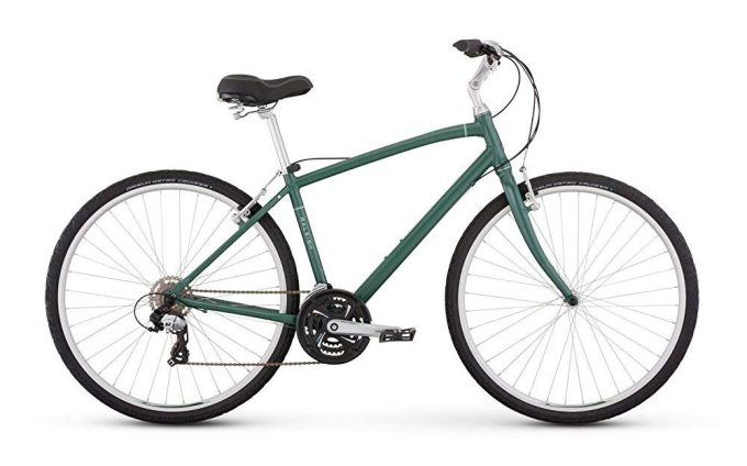 Sepeda perempuan Raleigh Detour 1