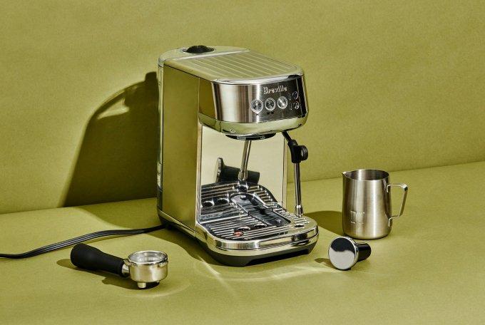 Mesin kopi espresso murah Breville Bambino Plus