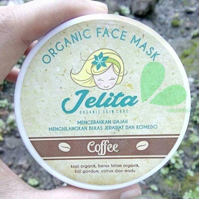 Masker kopi Jelita