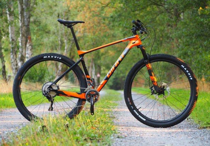 Sepeda Giant MTB XTC